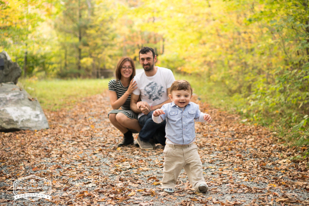 Family Fall Photo Shoot